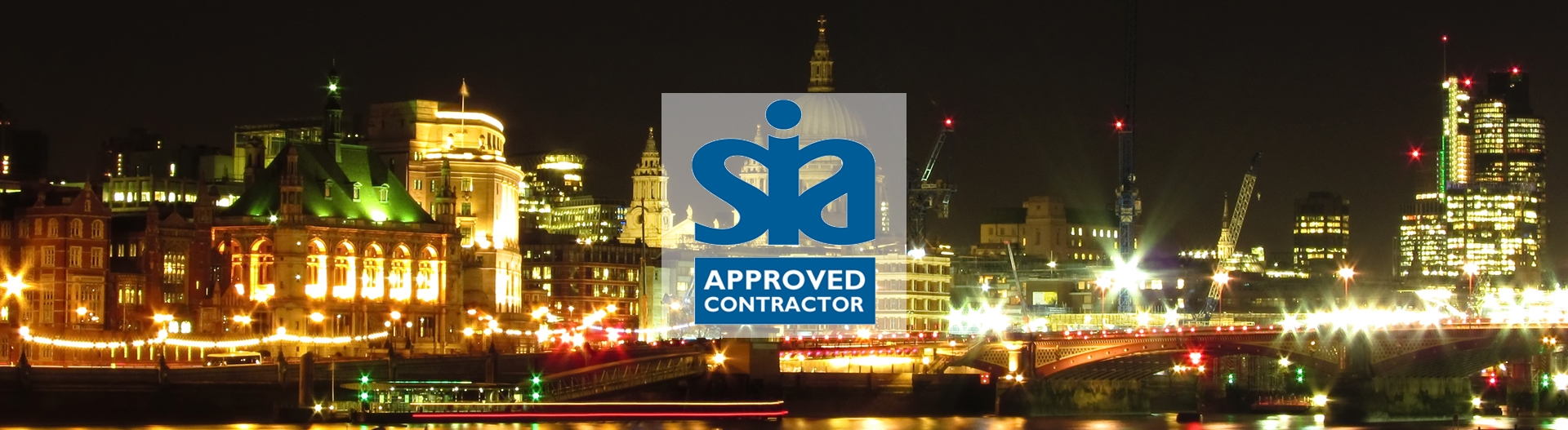 SIA Approved Contractor_London