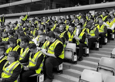 Stadium Event Security Briefing