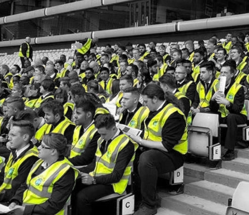 Sports Event Security Briefing - filtered