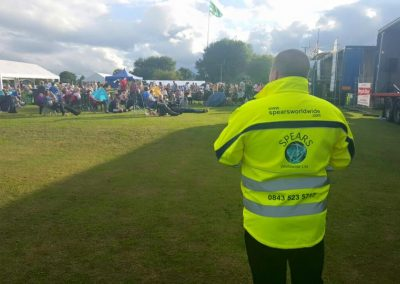 Event Security - Birmingham & West Midlands