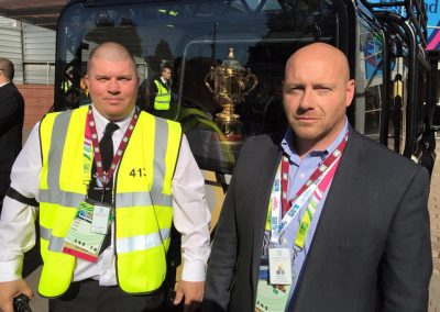 RWC Security - Rob & jerome